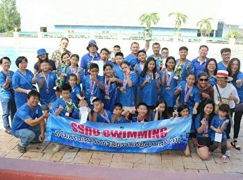 การแข่งขันว่ายน้ำ รายการ Kunlayanimit Championship 3nd 2019