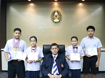 Congratulation to talented students2019