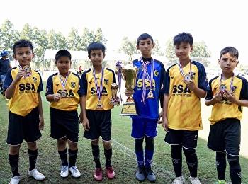MOL Football Academy League Group A 2019