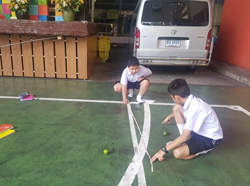 Friction experiment