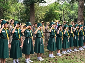 Scout Camp P.4-6 2019
