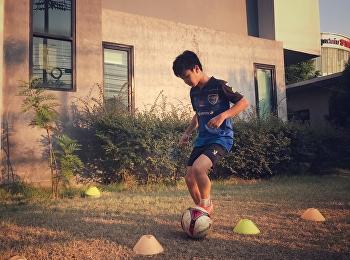 กิจกรรมยามว่างกัน ทีมงานฟุตบอล