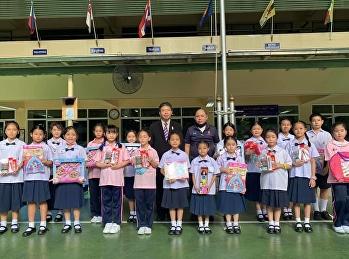 ประกวดวาดภาพระบายสี Disney Princess โรงเรียนของเราคว้ารางวัลชมเชย